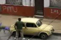 Jak se krade auto v zemích třetího světa