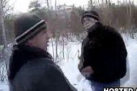 Dostal lekci ruskou kanadou