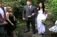 Nalitej na svatbě