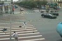 Nehoda na přechodu