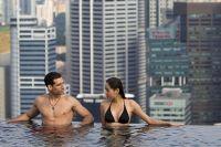 Nová plovárna v Singapuru