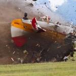 Nehoda leteckých akrobatů + HD foto