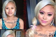 Pornohvězdy bez makeupu