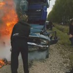 Hrozivá nehoda, ze které ani neusnete