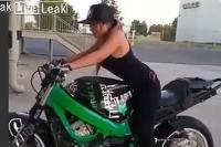 Motorka je jako chlap
