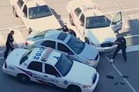 Jak dostává kanadská policie řidiče z auta