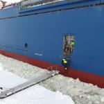 Jak nastoupit na loď?