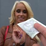 Rychlý prachy – blondýna z Německa