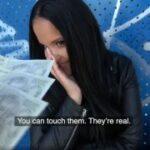 Rychlý prachy – osmnáctiletá amatérka