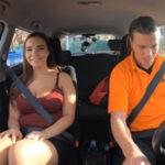 Fake Driving School – Autoškola #20 Česká dívka pofouká čuráka